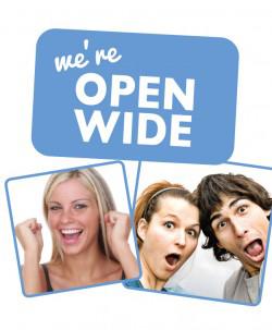 We Re Open Wide Docklands Dental
